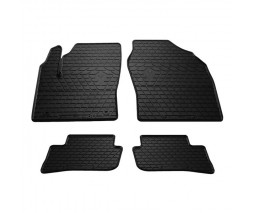 Toyota C-HR Резиновые коврики (4 шт, Stingray Premium)
