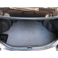 Коврик багажника (EVA, черный) для Toyota Camry 2007-2011