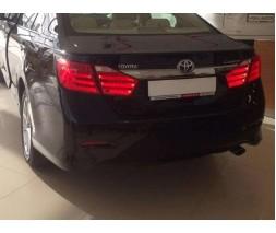 Toyota Camry 2011-2018 гг. Задние фонари (2 шт, LED)