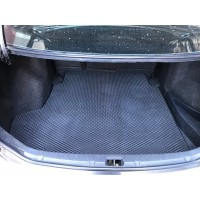 Коврик багажника (EVA, черный) для Toyota Corolla 2007-2013