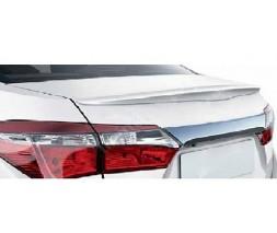 Toyota Corolla 2013-2019 гг. Спойлер Meliset (под покраску)