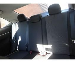 Toyota Corolla 2013-2019 гг. Авточехлы (тканевые, Classik)