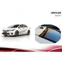 Бленда EuroCap (под покраску) для Toyota Corolla 2013-2019