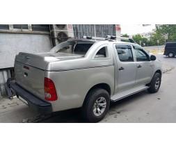 Toyota Hilux 2006-2015 гг. Кунг FULL BOX
