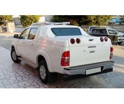 Toyota Hilux 2006-2015 гг. Кунг GRAND BOX
