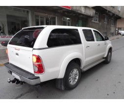 Toyota Hilux 2006-2015 гг. Кунг Canopy