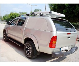 Toyota Hilux 2006-2015 гг. Кунг Canopy Commercial