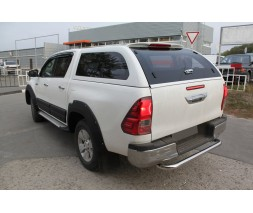 Toyota Hilux 2015+ гг. Кунг Canopy