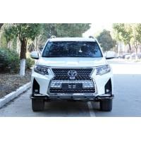 Передний бампер GX-design V2 (2017-) для Toyota Land Cruiser Prado 150