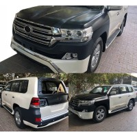 Комплект рестайлинга с LC200 2008-2015 на LC 2016 Executive для Toyota Land Cruiser 200