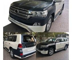 Toyota LC 200 Комплект рестайлинга с LC200 2008-2015 на LC 2016 Executive