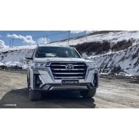 Комплект обвесов 2016-2021︎ (Limgeni) для Toyota Land Cruiser 200