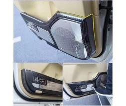 Toyota Land Cruiser 200 Накладки на колонки (4 шт)