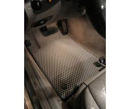 Toyota LC 80 Коврики EVA (серые) VX