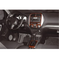 Накладки на панель для Toyota Rav 4 2001-2005