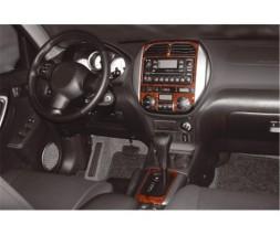 Toyota Rav 4 2001-2005 гг. Накладки на панель