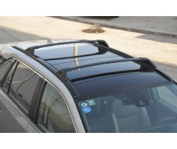 Toyota Rav 4 2019+ Поперечены ОЕМ под интегрированые рейлинги (2 шт)
