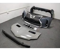 Toyota Sienna 2010-2019 гг. Комплект обвесов LX-style