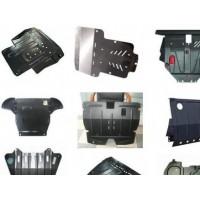 Toyota Yaris 2012+ гг. Защита днища для 1,3 (сталь, 2мм )