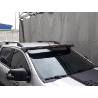 Козырек лобового стекла (LED) для Volkswagen Amarok
