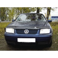 Дефлектор капота (VIP) для Volkswagen Bora 1998-2004