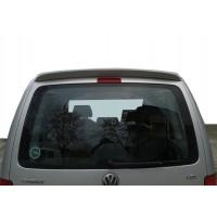 Спойлер распашенка (2 части, под покраску) для Volkswagen Caddy 2004-2010