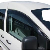 Ветровики (2 шт, DDU) для Volkswagen Caddy 2010-2015