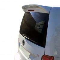 Спойлер (под покраску) для Volkswagen Caddy 2015+