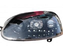 Volkswagen Golf 5 Передняя оптика (2 шт, LED)