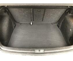 Volkswagen Golf 5 Коврик багажника (HB, EVA, черный)