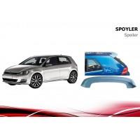 Спойлер Niken (под покраску) для Volkswagen Golf 7