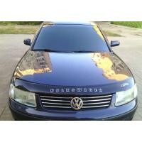 Дефлектор капота 1997-2001 (VIP) для Volkswagen Passat B5 1997-2005
