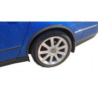 Накладки на арки (4 шт, ABS) для Volkswagen Passat B6 2006-2012