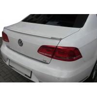 Спойлер (под покраску) для Volkswagen Passat B7 2012-2015