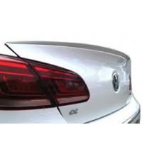 Спойлер (под покраску) для Volkswagen Passat СС 2008+