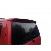 Спойлер на двери Распашенка (под покраску) для Volkswagen T4 Caravelle/Multivan