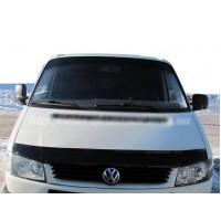 Дефлектор капота FLY (косые фары) для Volkswagen T4 Caravelle/Multivan