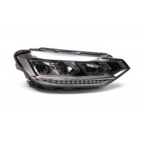 Передняя фара LED (Правая, Оригинал, Б.У.) для Volkswagen Touran 2015+