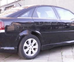 Спойлер Анатомик (под покраску) Opel Vectra C 2002