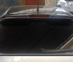 Спойлер (под покраску) Seat Ibiza 2010-2017