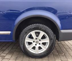 Накладки на арки (6 шт, ABS) Volkswagen T6 2015