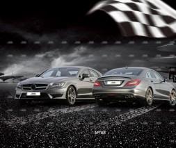 Тюнинг комплект обвеса AMG Mercedes CLS C218 2011-2018