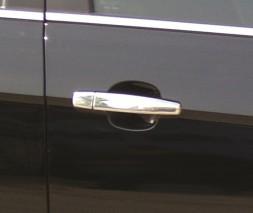 Chevrolet Trax Накладки на ручки нержавеющая сталь