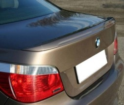 Спойлер (под покраску) BMW 5 серия E-60/61 2003-2010