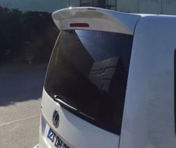 Спойлер (под покраску) Volkswagen Caddy 2015