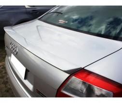 Спойлер (под покраску) Audi A4 B7 2004-2008