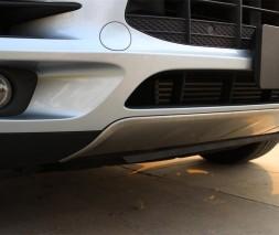Передняя и задняя накладки (2 шт) Porsche Macan 2014