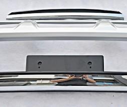 Передняя накладка (2008-2010) Toyota Highlander 2008-2013
