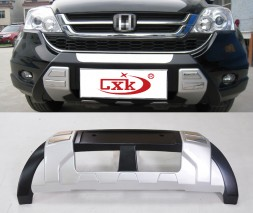 Передняя накладка V4 (2010-2012) Honda CRV 2007-2011