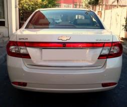 Хром полоска на багажник (нерж) Chevrolet Epica 2006